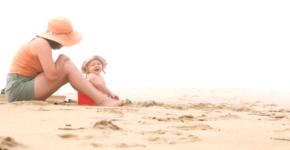 Sonne, Meer, Strand - Oje, ich Wachse!